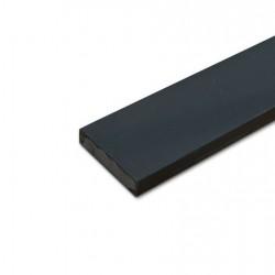Dorpel composiet zwart - 20mm
