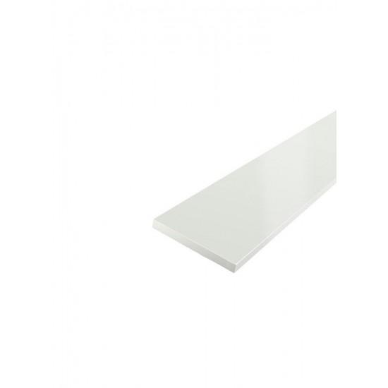 Dorpel composiet wit micro - 20mm